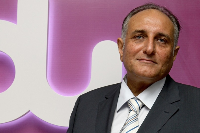Du CEO eyes equal market share with Etisalat