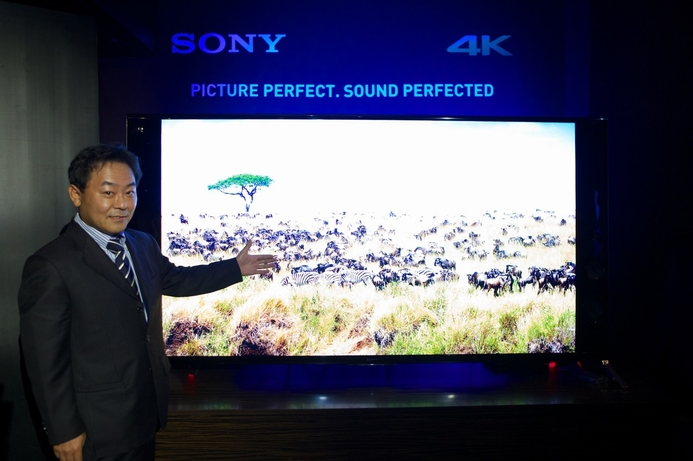 Sony updates 4K LED TV offerings at Dubai launch