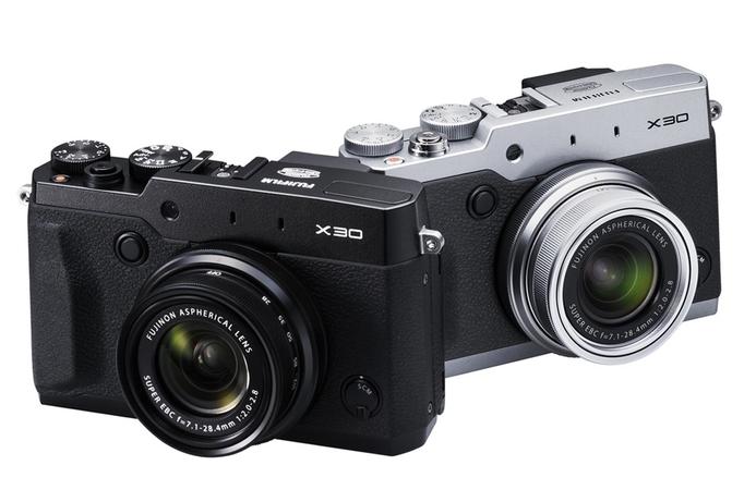 Fujifilm launches X30 digital camera