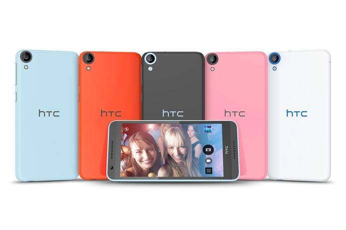HTC unveils the Desire 820