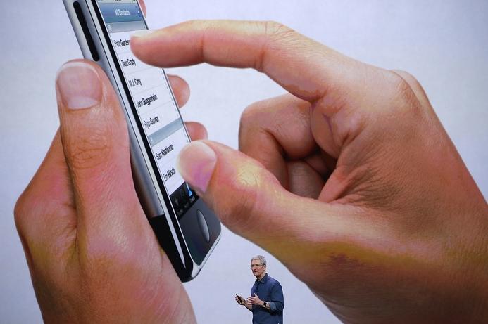 iMessage 'most secure' mass-market messaging platform