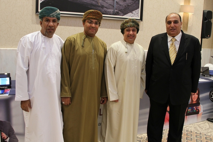 Prestigio,MG-Group partner for Oman