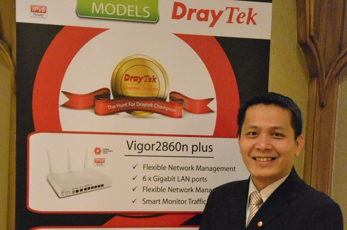 DrayTek to unveil consolidated management service solutions at GITEX