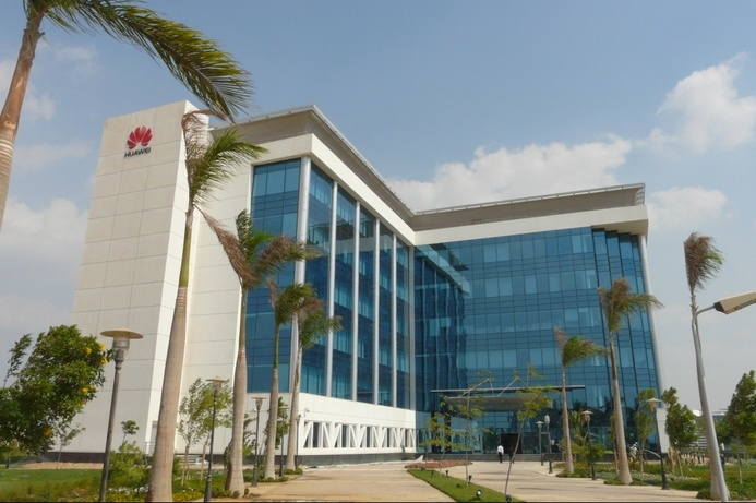 Huawei aims high with Egyptian training centre