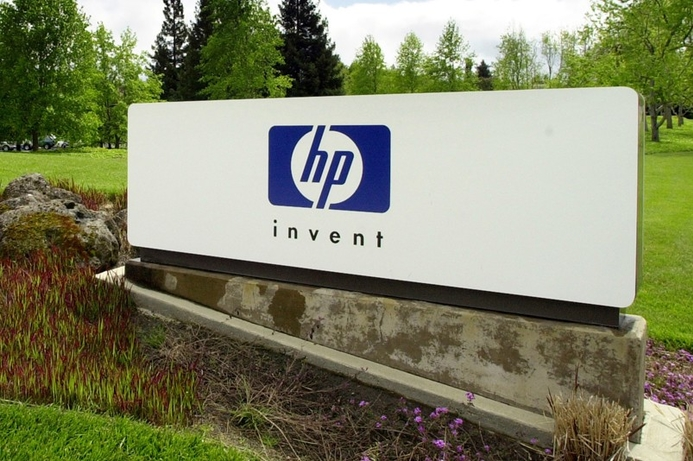 HP shares shed 20% value