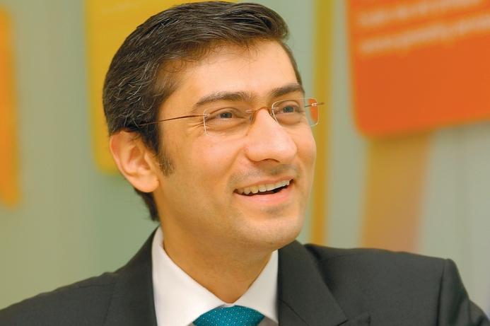 Rajeev Suri named as Nokia CEO