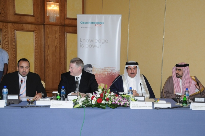 Cisco Networkers comes to Bahrain in 2010