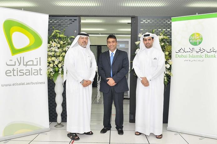 Etisalat hosting data centre for DIB