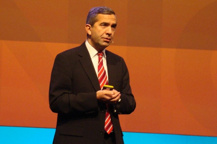Software business is most profitable for HP