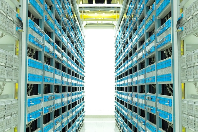 CPI OnTrac tray reduces strain on data centre cabling