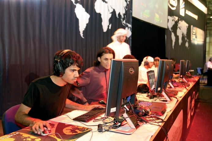 New firm set up to target Middle East gaming market