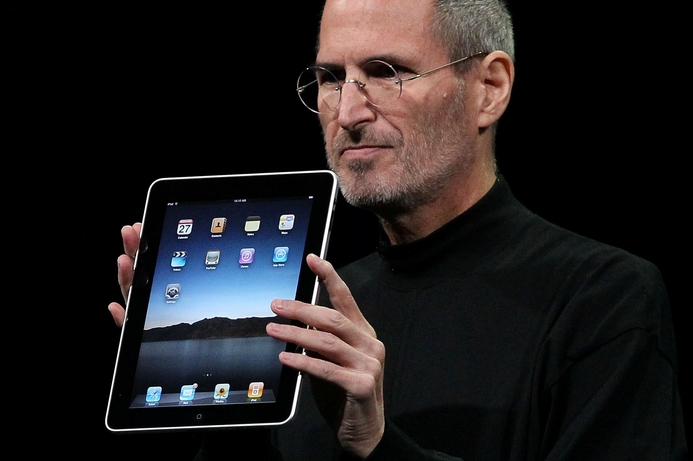 Global media tablet sales soared in Q3 2010: IDC