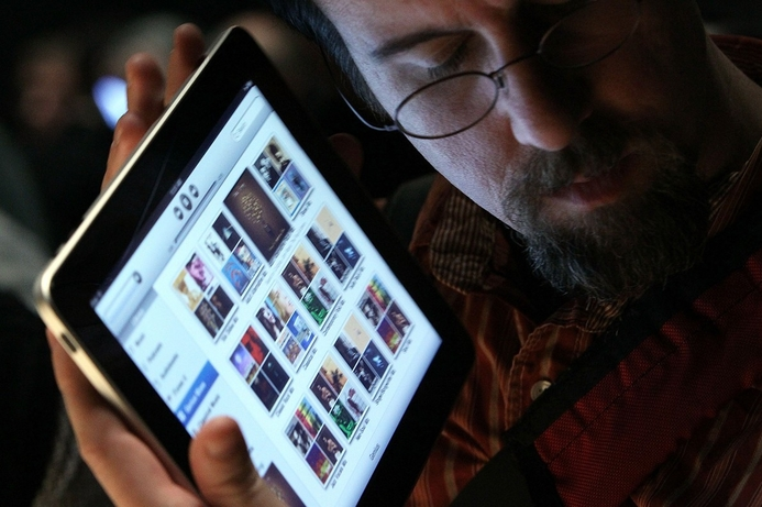 Tablets take bite of PC market says Gartner