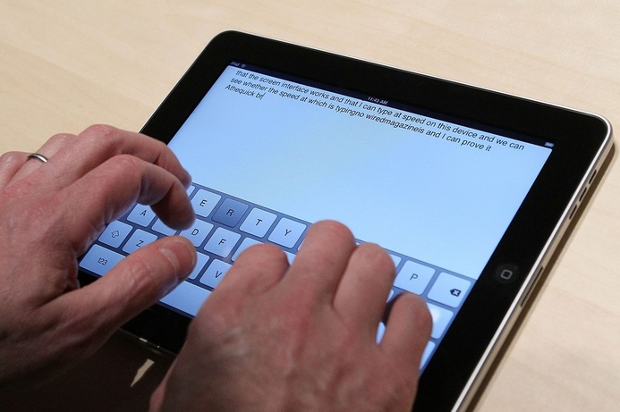 Juniper launches iPad security app
