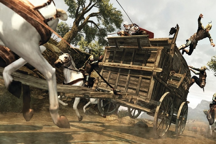 New Assassin's Creed now available