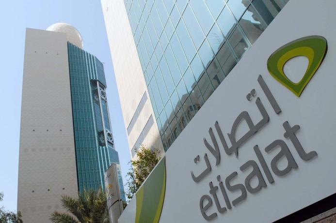 Etisalat sees Maroc-related 26% earnings bump