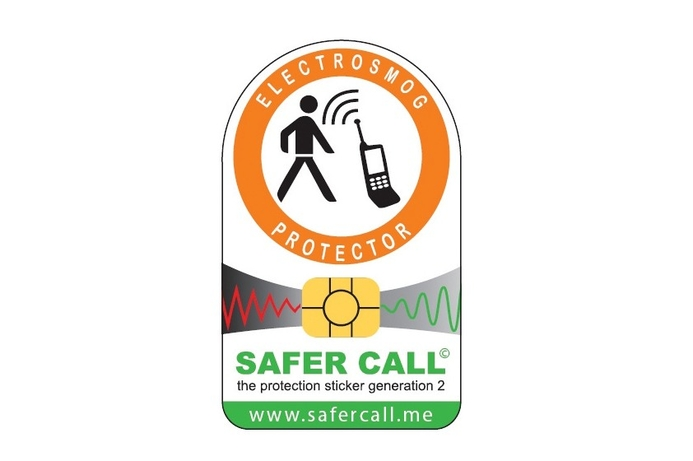 Stickers promise to save users from mobile radiation