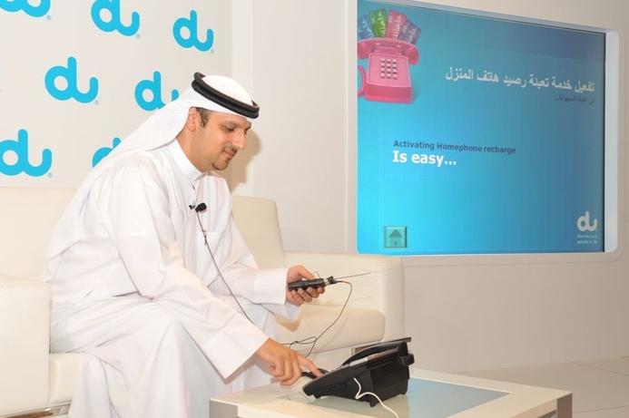 Du debuts prepaid landline service in UAE
