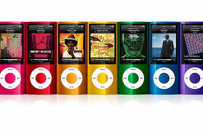 Apple ends its support for the iPod nano and shuffle