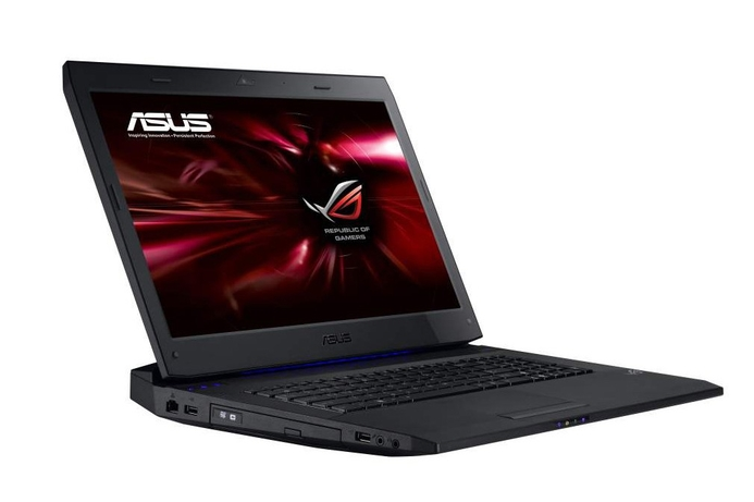 Asus unveils stealth-fighter inspired notebook