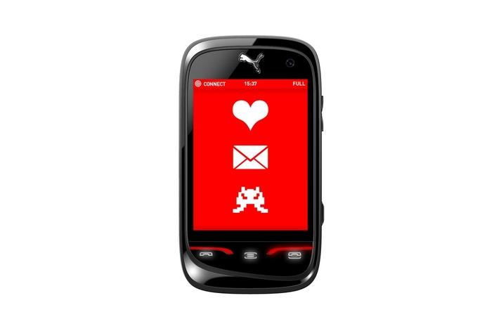 Puma and Sagem Wireless launch Puma Phone