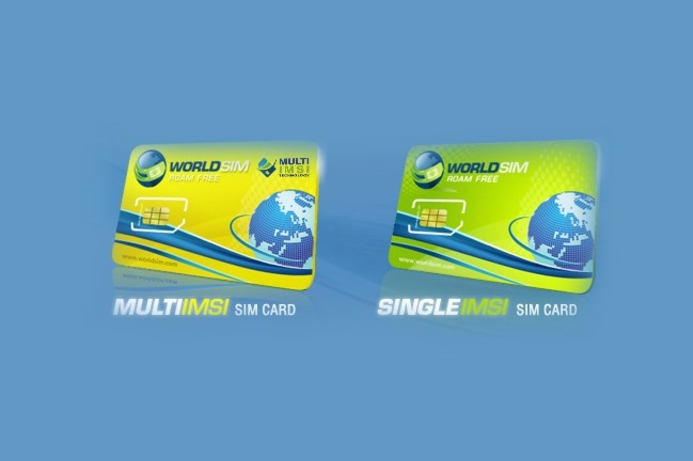 WorldSIM card makes affordable roaming a reality