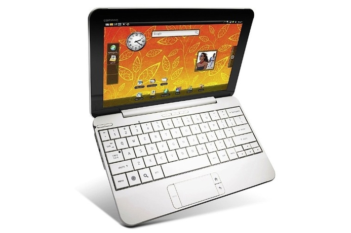 HP launches first mainstream Android netbook