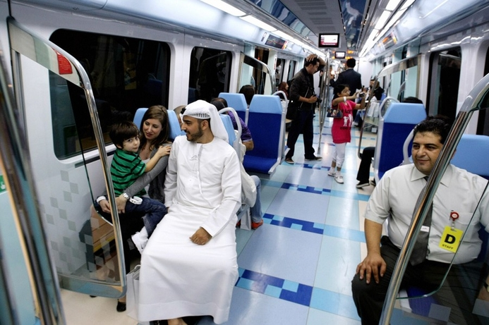 Implementation of Dubai Metro WiMAX now complete