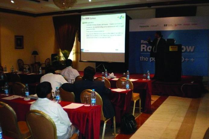 Redington holds sales sessions for Saudi VARs