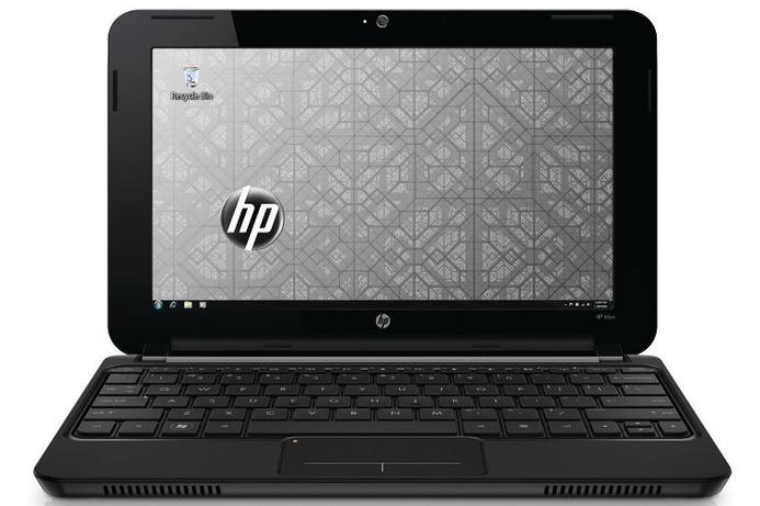 HP unveils Mini 210 netbook in the UAE