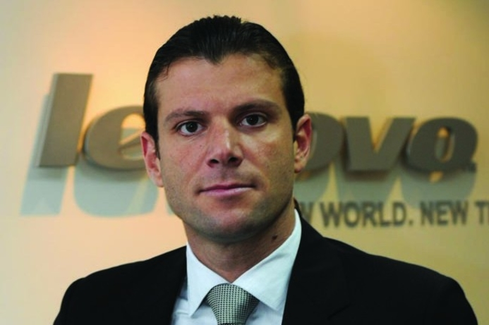 Change of guard at Lenovo Middle East