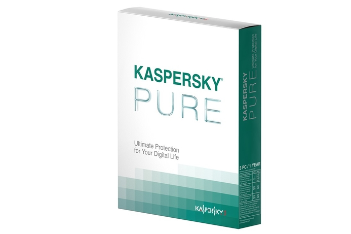 Kaspersky launches Pure home PC protection