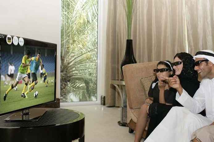 Cheapest Samsung 3D TV costs AED 10,000