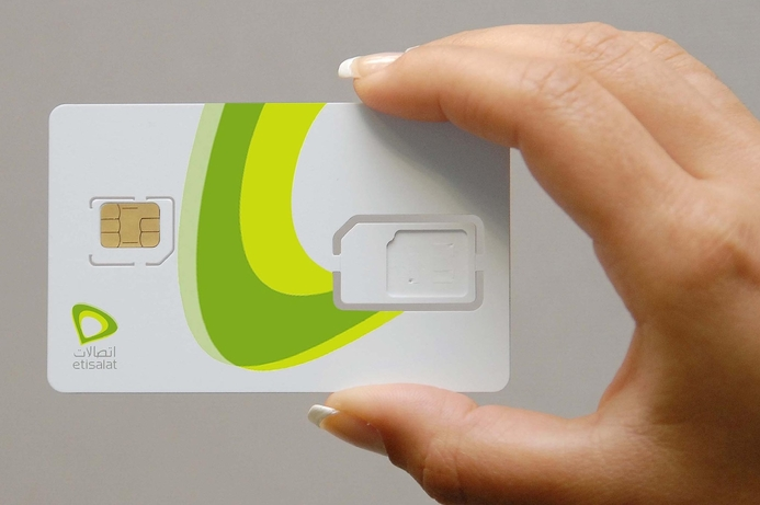Etisalat first to launch micro SIM for 3G iPad