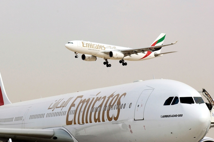 OnAir offering wi-fi on all Emirates A380s