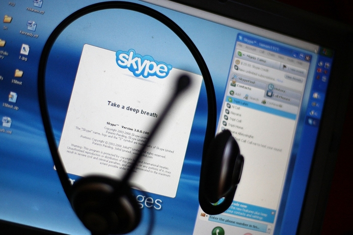 Skype releases video calling app for Apple devices