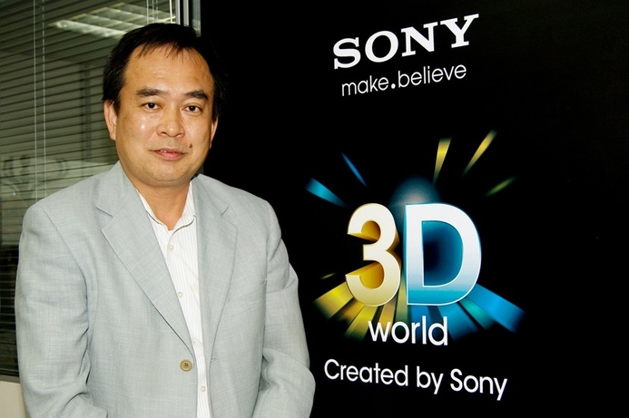Sony confident of 3D TV success in Middle East