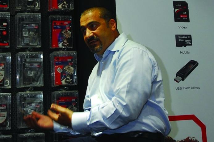 SanDisk appoints distributor for Bahrain