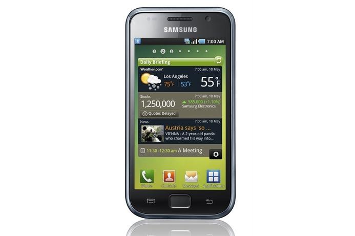 Ten million Samsung Galaxy S phones sold