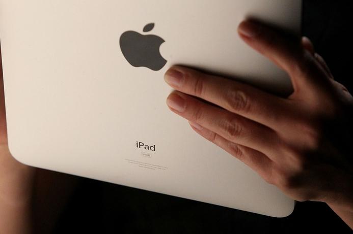 iPad driving adoption of consumer tech in enterprises