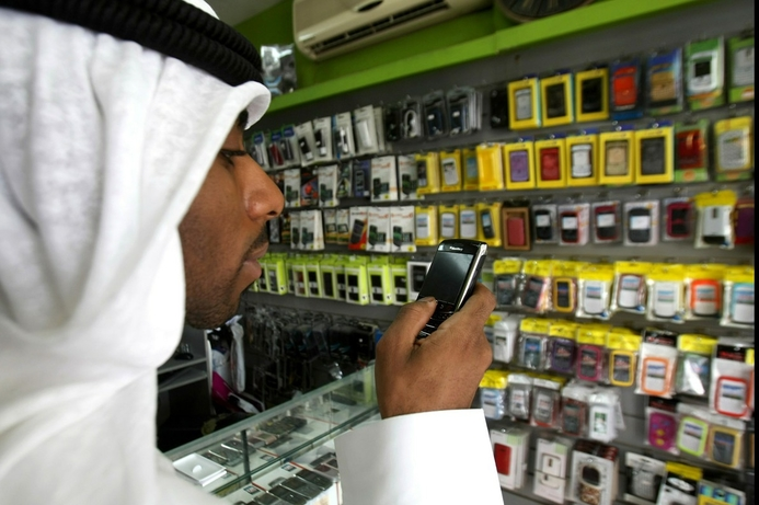 BlackBerry ban will affect UAE visitors too