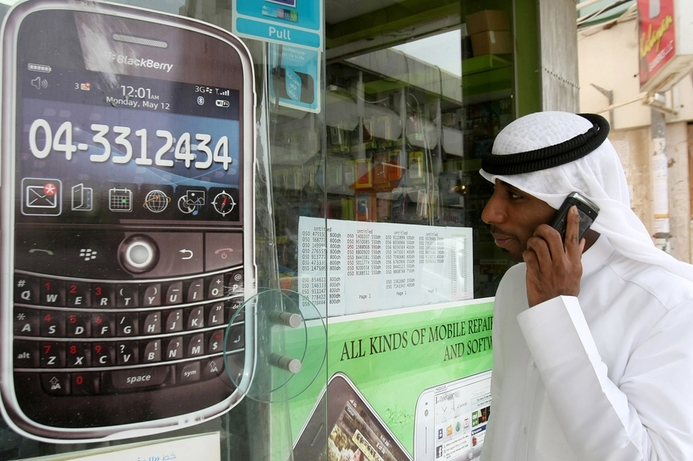 No BlackBerry ban for UAE