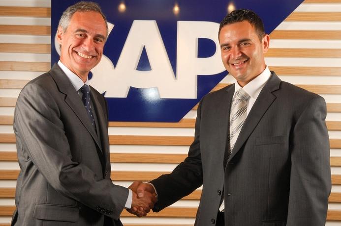 Sam Alkharrat joins SAP as MENA managing director