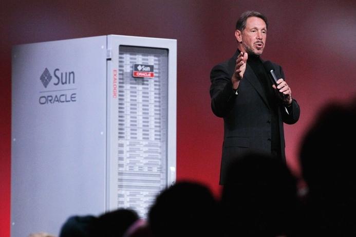 Oracle reveals private cloud machine