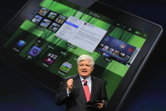 No RIM PlayBook until March 2011