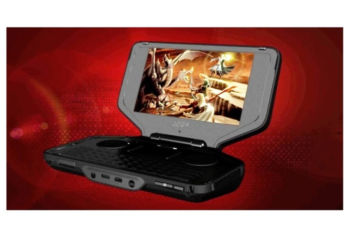 Panasonic launches new portable gaming system