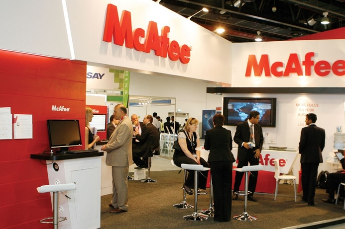 David Small joins McAfee as EMEA channel chief