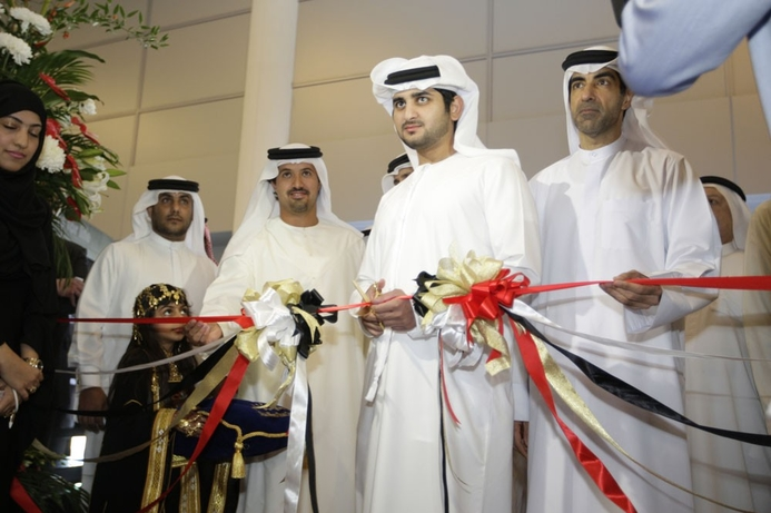 Sheikh Maktoum opens anniversary show
