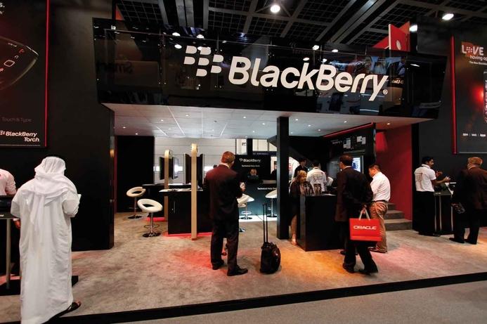 IBM sets sights on RIM