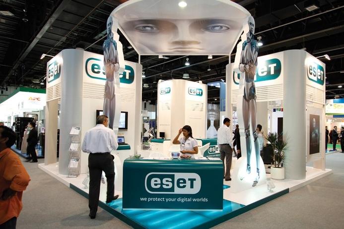 ESET sales skyrocket in 2010